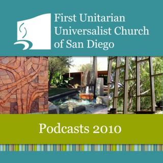 First Unitarian Universalist Church of San Diego - Sermons 2010