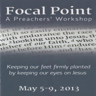 Focal Point 2013 - University Church of Christ Website
