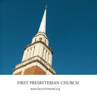 FPC Richmond Sermons