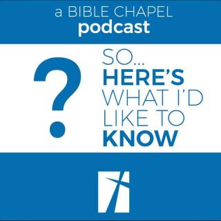 Fresh Faith Podcast