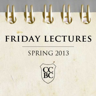 Friday Lectures Spring 2013