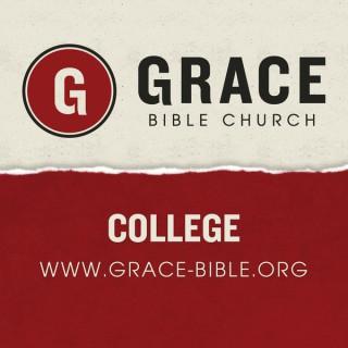Grace Bible Church College Sermons