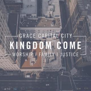 Grace Capital City Podcast