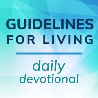 Guidelines For Living Devotional