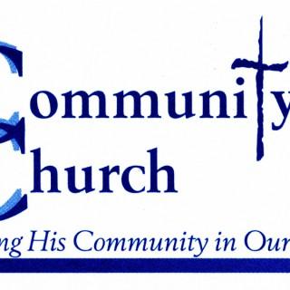 Gunnison Community Church's Podcast
