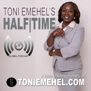 Halftime with Toni Emehel