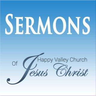 Happy Valley Church - Sermons