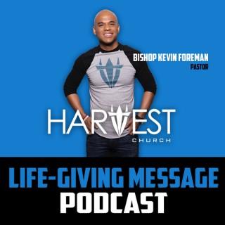 Harvest Church & Bishop Foreman