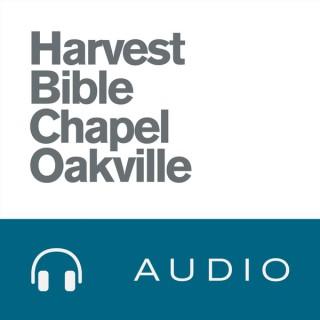 Hope Oakville Audio Sermons