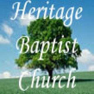Heritage  Baptist Church in Opelika, Alabama