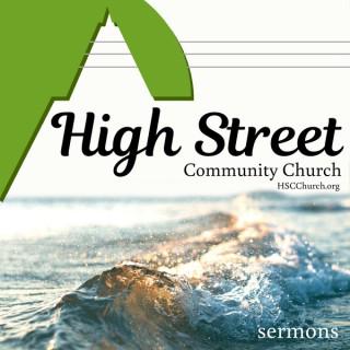 High Street Community Church Sermons
