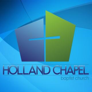Holland Chapel Podcast