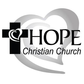 Hope Christian Church Sermon Podcasts