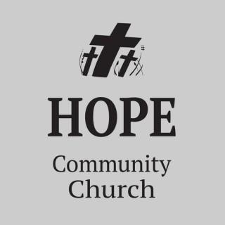 Hope Community Church Sermons