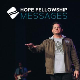 Hope Fellowship Messages
