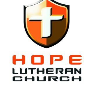 Hope Lutheran - Farmington, MN