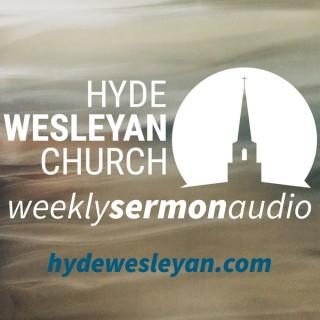 Hyde Wesleyan Church Audio
