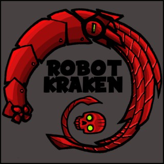 Robot Kraken - Comic Cons, Film Reviews and News from the Depths