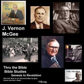 J. Vernon McGee - Thru the Bible - New Testament - Bible Studies - Book by Book