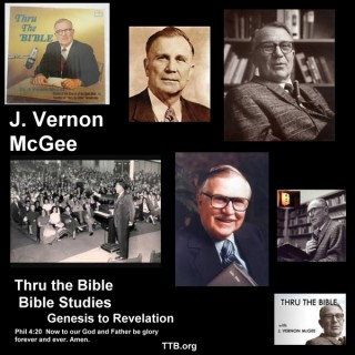J. Vernon McGee - Thru the Bible - Old Testament - Bible Studies - Book by Book