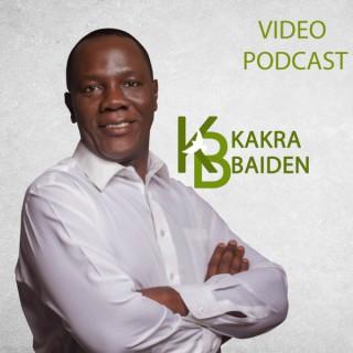 Kakra Baiden Video Podcast