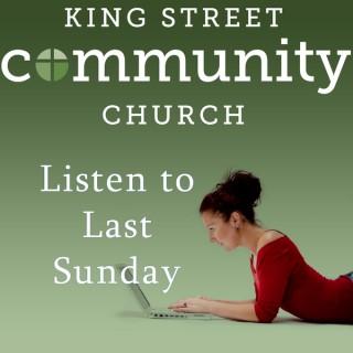 King Street Podcast