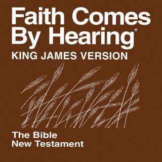 KJV New Testament - King James Version (Non-Dramatized)