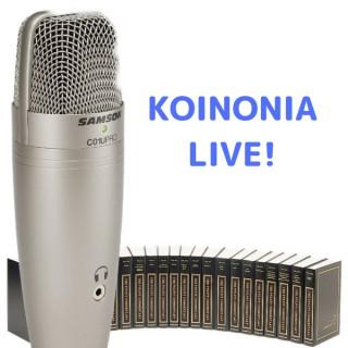 Koinonia Live!