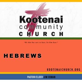 Kootenai Church: Hebrews