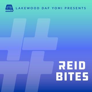 Lakewood Daf Yomi #DafBySruly Reid Bites