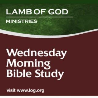 Lamb of God Wednesday Morning Bible Study