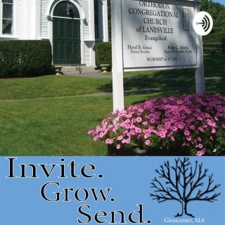 Lanesville Congregational Church Sermon Archive