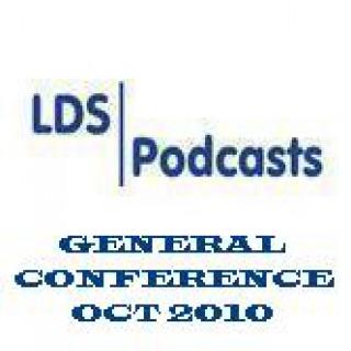 LDS General Conference - October 2010