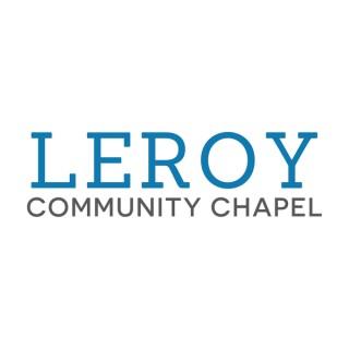 Leroy Community Chapel Podcast