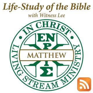 Life-Study of Matthew with Witness Lee