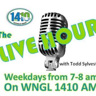 Live Hour on WNGL Archangel Radio