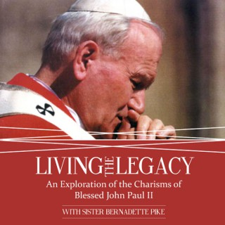 Living the Legacy with Sister Bernadette Pike