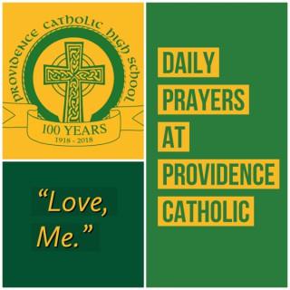 Love, Me: Daily Prayers at Providence Catholic
