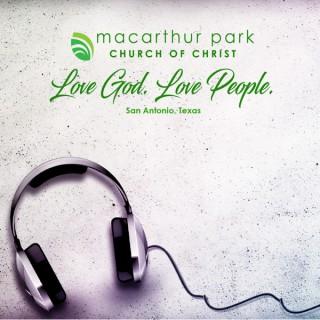 MacArthur Park         Church of Christ
