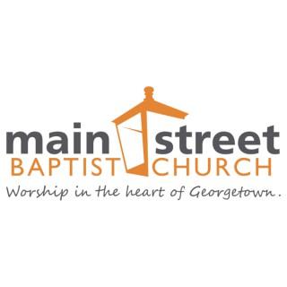 Main Street Baptist Church - Messages