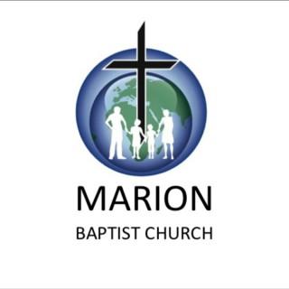 Marion Baptist Church Sermon Video