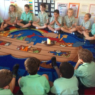 Meditation and Mindfulness at St Pat's