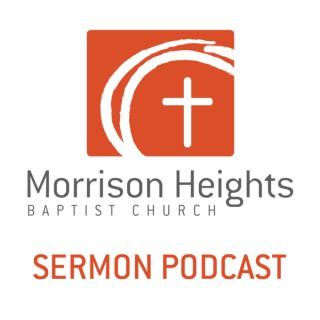 Morrison Heights Baptist Church Podcast