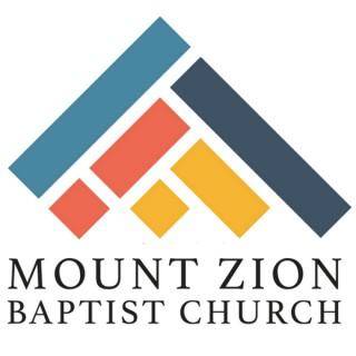 Mount Zion Baptist Church - Huntsville, AL
