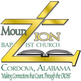 Mount Zion Baptist Church, Cordova, AL
