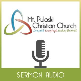 Mt Pulaski Christian Church Sermon Audio