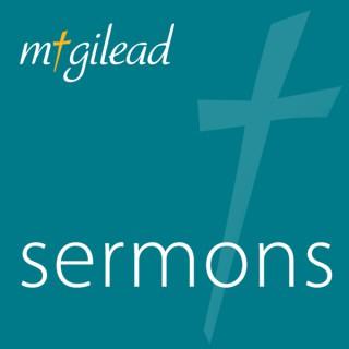 Mt. Gilead Church Sermons