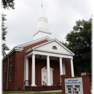 New Covenant Christian Center Podcast