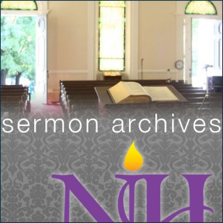 New Hope Community Church Sermon Podcast