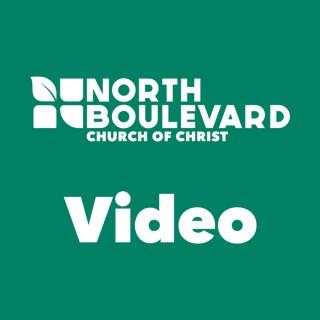 North Boulevard Church of Christ Sermons: Video